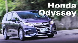日系奶爸幸福座駕|Honda Odyssey Apex 7人座