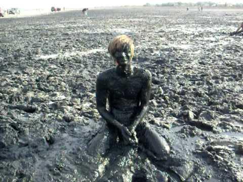 фото упал в грязь