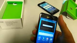 New Cricket Kyocera Hydro View/Air Unboxing First Look $79 MTR
