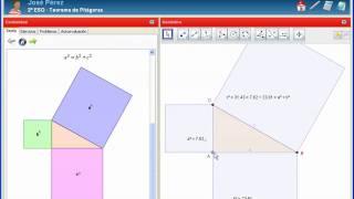 TutorMates · 2º ESO - Teorema de Pitágoras