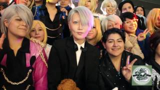 TNT Monterrey 01 Grupal Cosplay Yuri On Ice y Reika