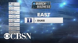 68 teams gearing up for the 2019 NCAA Tournament