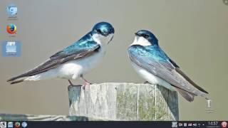 Rosa Linux KDE 4: КАК СДЕЛАТЬ СЛАЙД-ШОУ НА РАБОЧЕМ СТОЛЕ.