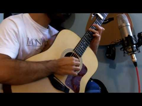 Dependant Arising - Andy McKee  cover