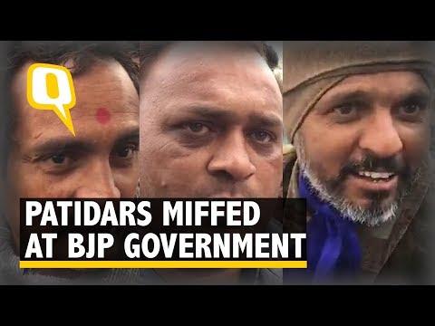 At Hardik Patel Rally in Amreli, Patidars Say 'Yes' to Congress | The Quint