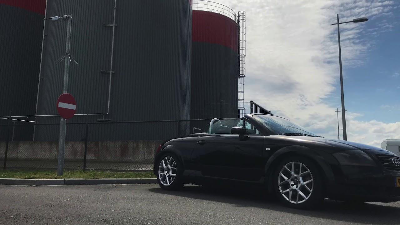 (Verkocht)Te koop Audi TT Cabrio 1.8 Turbo €4850 - YouTube
