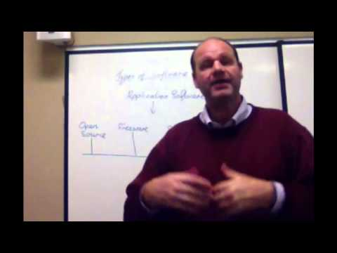 Software: Lesson 22 License Types