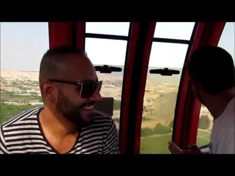 Virtual Israel Touring - Jericho cable car