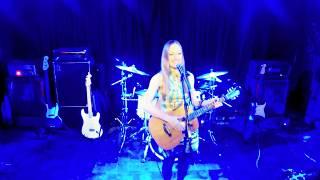 """KATJA VON BAUSKE - Live - """"STARTEN UND LANDEN"""" in Shanghai 育音堂 上海第一家摇滚现场酒吧"""