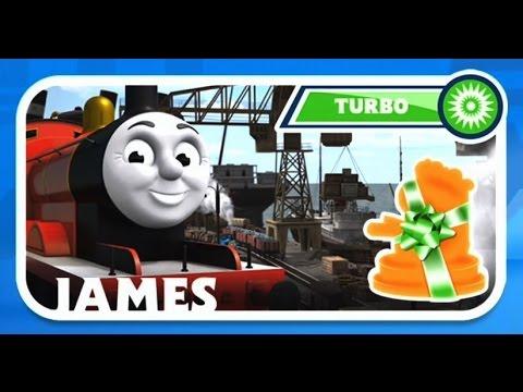 Thomas & Friends: Go Go Thomas! – James