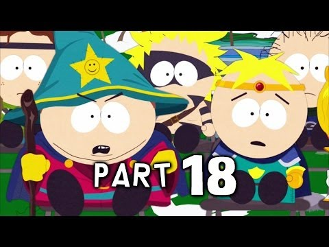 South Park Stick of Truth Gameplay Walkthrough Part 18 - Recruit the Girls