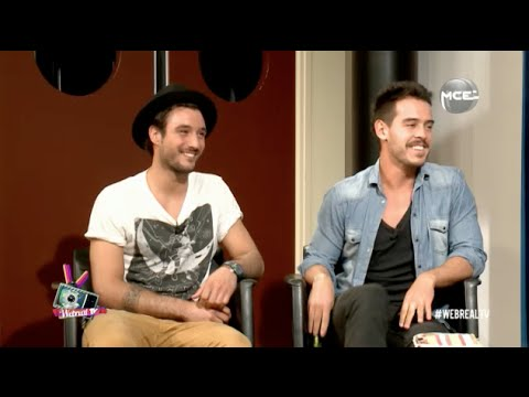 Frero Delavega (The Voice 3) en interview et live sur MCE
