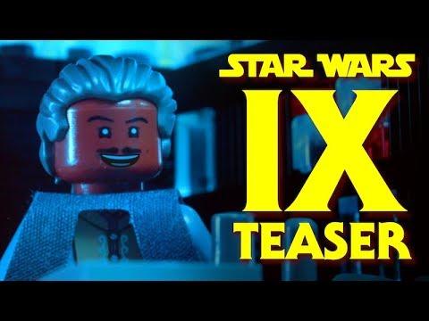 The Rise Of Skywalker Teaser Gets Lego Ized Star Wars Time