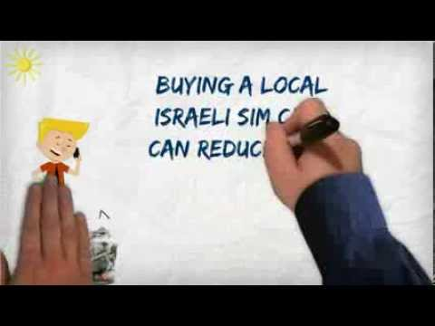 Prepaid Israeli SIM Cards - Buy Any Prepaid SIM Card For Israel To Use With Your Phone And Save