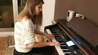 Neal Morse band : The Mask Piano cover