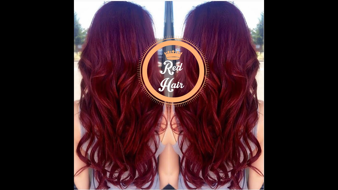 all about red hair how i maintain red hair tips