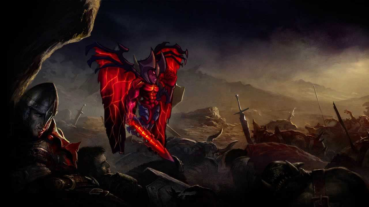 League of Legends :: Aatrox Lore   A-Z League of Legends .