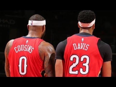 Anthony Davis & DeMarcus Cousins Have RIDICULOUS Handle!!! Guard-Like Plays