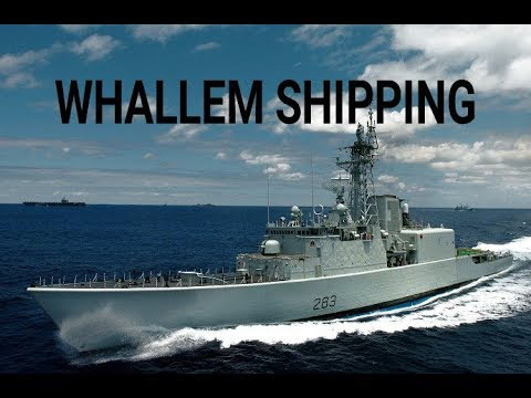Marchant navy -ll WHALLEM SHIP MANAGEMENT CAMPANAY ?