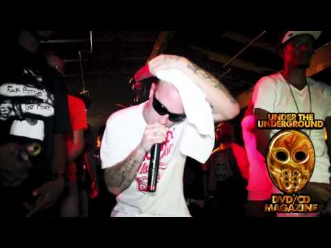 Lil Wyte Live Performance At Club Indulge in Knoxville,TN