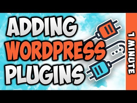 How To Install Plugins On WordPress | Super Simple & Under 1 Minute! thumbnail