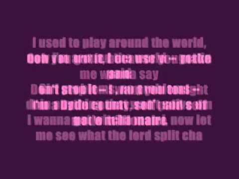 hey baby lyrics pitbull