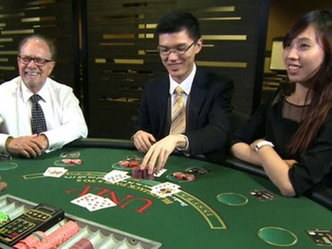 Tomorrow's casino games created by students betting on future
