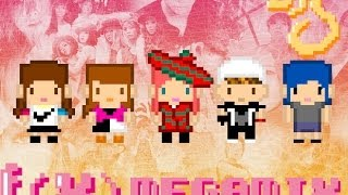 f(x) Megamix 2014 - Singles Mash(Up)