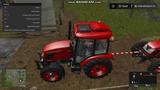Farming Simulator Hindi 17 Pulling Out a Stuck Tractor