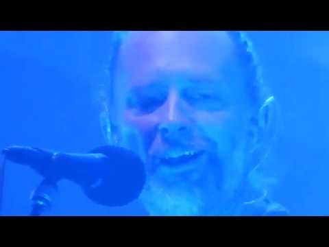 Radiohead Night 1 There There Live TD Garden Boston MA July 28 2018