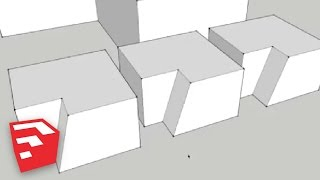 SketchUp 8 Lessons: The Basics