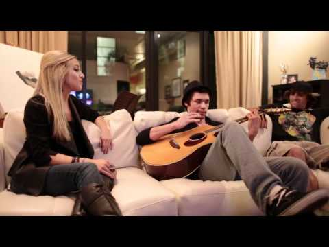 Danity Kane Damaged Cover  by Shannon Bex