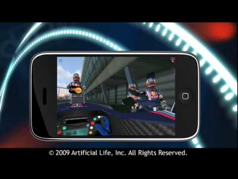 Red Bull Racing Challenge now available on the App Store!
