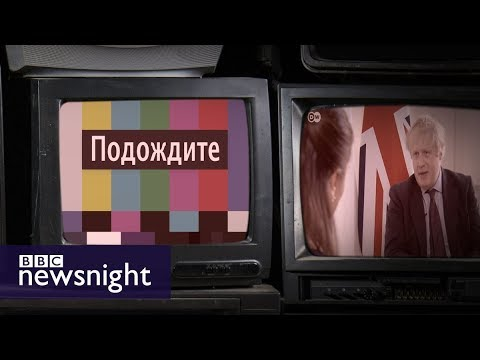 Information warfare and the Sergei Skripal poisoning – BBC Newsnight