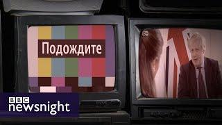 Information warfare and the Sergei Skripal poisoning – BBC Newsnight
