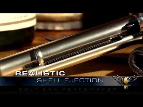 Colt SAA Peacemaker CO2 Revolver - AGR Episode 124