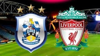Video Gol Pertandingan Huddersfield Town vs Liverpool