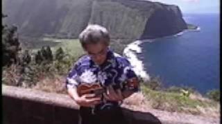 "ukulele master Ohta-san performing ""Waipio"""