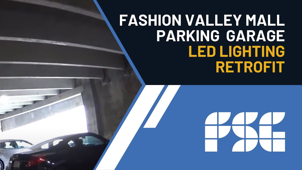 FSG Lighting Fashion Valley Mall Before and After & FSG Lighting Fashion Valley Mall Before and After - YouTube