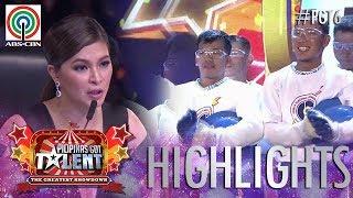 PGT Highlights 2018: Judges, pinuri ang tapang ng Cebeco II Blue Knights sa kanilang performance