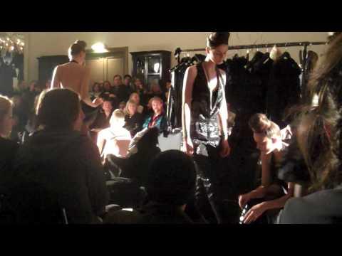 Noir show Copenhagen Fashion Week AW10