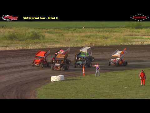 305 Sprint Car -- 7/29/17 -- Park Jefferson Speedway