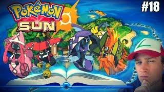 Pokemon SUN (odc. 18) - MITY i LEGENDY REGIONU ALOLA