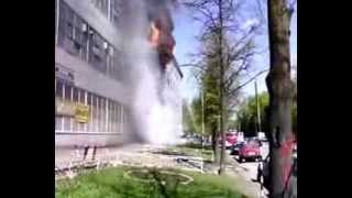 Пожар, Мебельная Фабрика