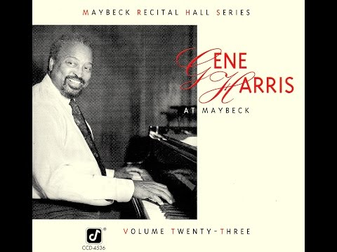 Gene Harris, Solo - Angel Eyes