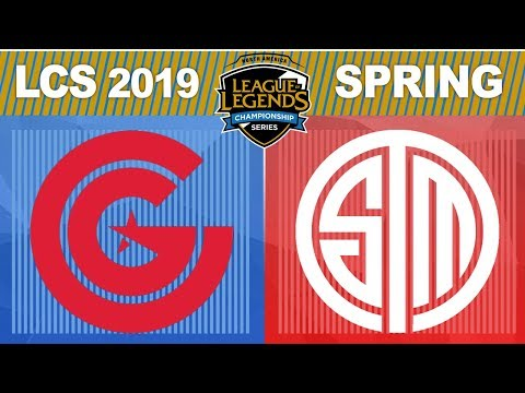 CG vs TSM - LCS 2019 Spring Split Week 9 Day 1 - Clutch Gaming vs Team SoloMid