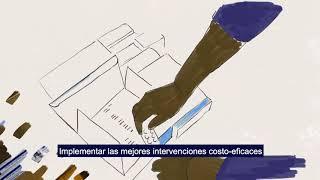 OMS : Enfermedades No Transmisibles (ENT) - Video de la ceremonia de apertura -  Conferencia Mundial