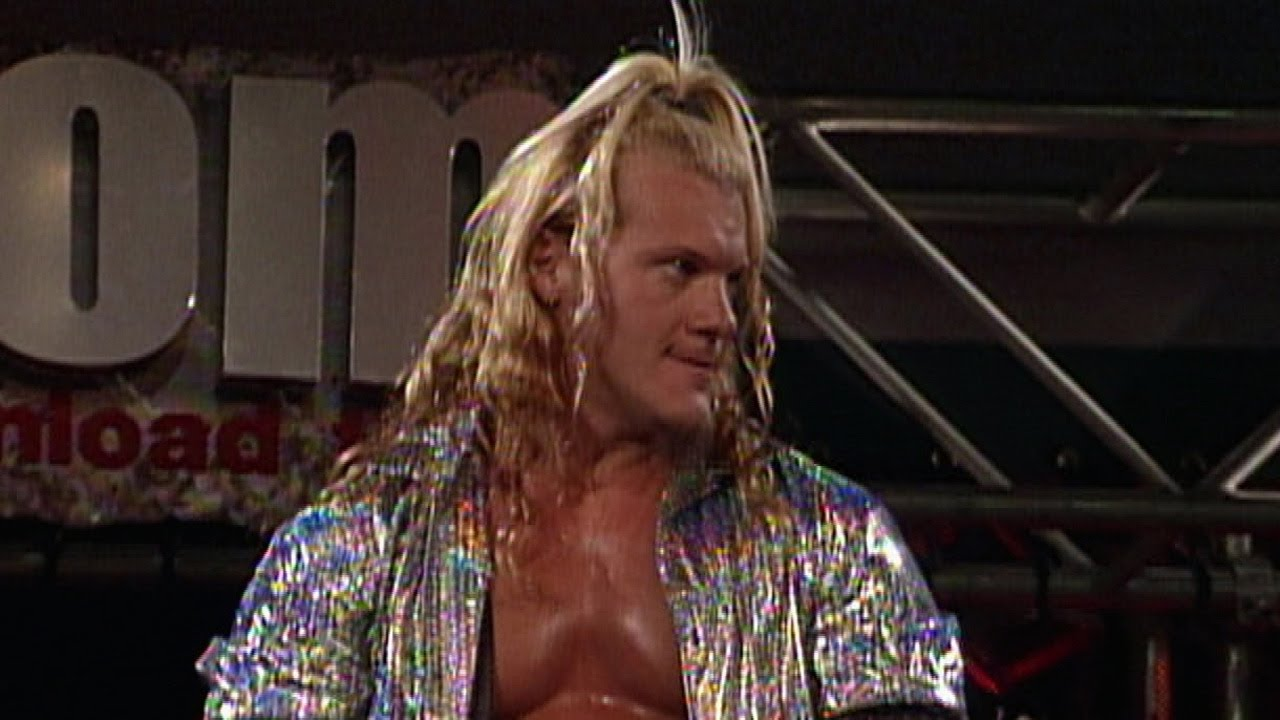 Image result for chris jericho debut