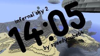 minecraft speedrun world record