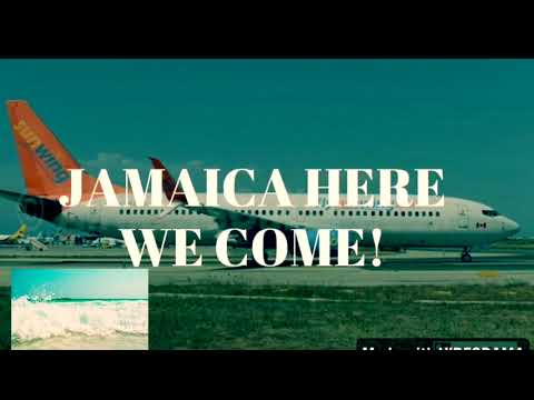M. Money and J. Foxy travel to Negril, Jamaica 🇯🇲 Vlog #1